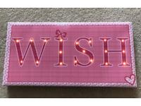WISH Led light Picture