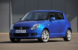 Suzuki swift 1.3 Petrol breaking full car