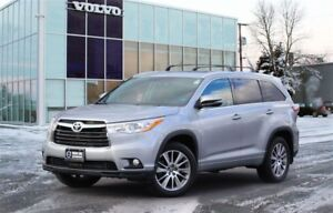 2016 Toyota Highlander XLE | REDUCED | LEATHER | SUNROOF | NA...