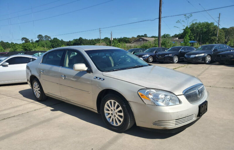 Image 8 Voiture American used Buick Lucerne 2008