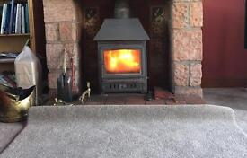 Hardwood Briquettes from JS Biomass, Laurencekirk, Aberdeenshire. Upgrade your firewood logs wood