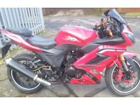 125cc Sports bike