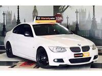 ★⛱NEW IN⛱★2013 BMW 3 SERIES 320D M-SPORT DIESEL★ONLY 45K MILES★FULL BMW HISTORY★SAT NAV★KWIKI AUTOS★