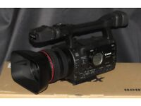 Canon XHA1s semi pro video camcorder in excellent condition