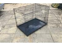 Used Foldable Dog/Cat -Pet Kennel