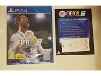 FIFA 18 - PS4 - BRAND NEW Sealed