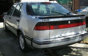 1997 Saab 9000 Hatchback WRECKING FOR PARTS or if pref WHOLE CAR. Spearwood Cockburn Area Preview