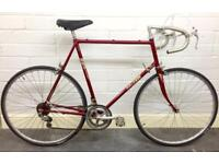 Raleigh Solo Retro Road Bike - Fully Serviced