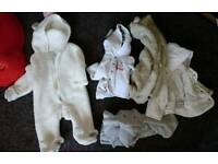 Baby clothes (0-1 years, girls)