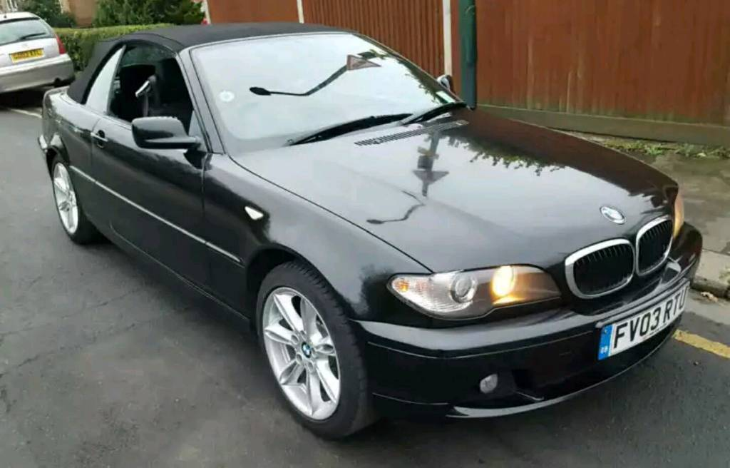 BMW 318I CONVERTIBLE | in Manor Park, London | Gumtree