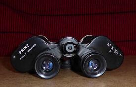 Binoculars - ideal for bird watching