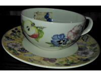 Bargain!! 'High Tea' dishes - Crown Trent China