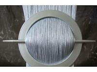 Spaghetti curtains 300cmx250cm
