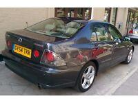 2004 Lexus IS 200 2.0 SE 4dr auto saloon history 6 months warranty full cream leather