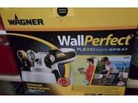 Brand new Wallperfect flexio 580i-spray