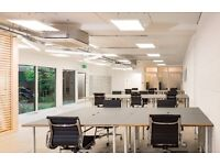 Coworking for designers and creatives permanent desk space to rent or let Hackney, East London, E8
