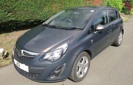 Vauxhall Corsa SXi 1.4 16v 2013 (63 reg) 5 Door - Offers over £4,000