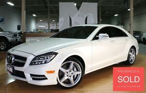 2014 Mercedes-Benz CLS-Class CLS550 AMG - SOLD| DESIGNO| DISTRON