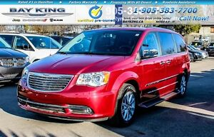 2016 Chrysler Town & Country LIMITED, NAVI, STOW N'GO, REMOTE ST