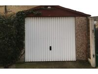 Concrete Sectional Garage - 18ft x 10ft