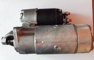 FIAT 126 / 126p starter motor Key type Solenoid, używany na sprzedaż  Polska