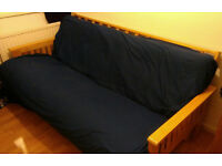 3-seater futon excellent conditions