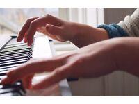 Piano / Cello Lessons in Portobello (first lesson free)