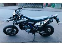 Wr125x 64plate
