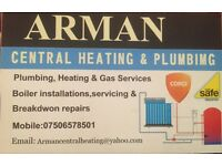 Plumber,Gas Engineer,Heating,Boilers repair, installation,
