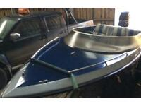 Picton 150 speedboat, 85HP mercury thunderbolt outboard and trailer.