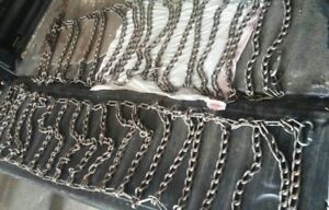 For sale TIRE CHAINS