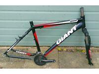 Giant recon mountain bike frame size M - 19 inches