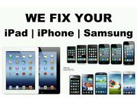We Fix iphone Samsung ipads tablets or unlocking