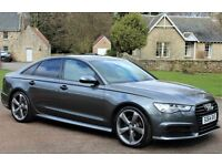 2015 Audi A6 TDI Ultra-Black Edition, Onlu 18557 Miles, One Owner, Full Service History, Stunning..