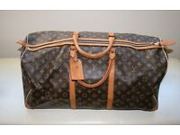 Pre loved Louis Vuitton weekend bags Only used very infrequently. See pictures.