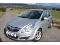Vauxhall Corsa 1.2 Active ONLY 61,000 MILES ~ FSH ~ LONG MOT ~ VGC ~ MUST BE SEEN ~ MANY NEW PARTS.