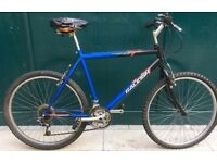 21 inch Raleigh lightweight large bike MTB adults mountain bicycle