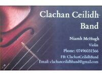 Young Energetic Ceilidh Band