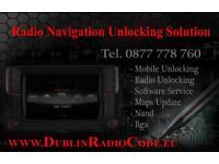 Radio Code Decode Unlock Service VW , SKODA , SEAT ,AUDI , Mercedes NTG , Nissan LCN Qashqai , Juke
