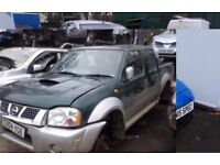 BREAKING NISSAN NAVARA D22 MOST PARTS AVAILABLE ALSO FITTING SERVICE WITH 12 MONTH WARRANTY