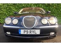 63500 MILES AUTO 2004 JAGUAR S TYPE V6 SE 3.0 240 BHP 6 SPEED AUTO 12 MONTHS MOT 3 MONTHS WARRANTY