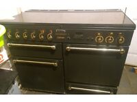 Leisure rangemaster 110 gourmet dual fuel range cooker