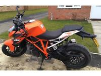 Brand new 2016 KTM Super Duke 1290R