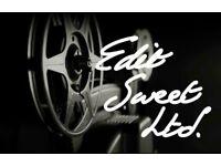 EDIT SWEET LTD Film production for weddings/events/videomarketing - slick, proffessional video