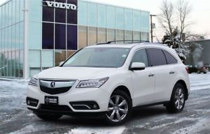 2016 Acura MDX Elite Package ELITE | REDUCED| HEATED/COOLED L...