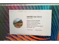 "MacBook Pro Silver 15"" Late 2016 Model - TouchBar 2.9GHz i7, 16GB RAM, 512GB, Radeon 460"