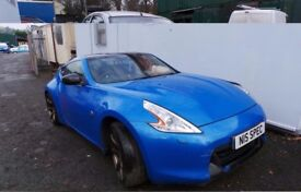 NISSAN 370Z BREAKING MOST PARTS AVAILABLE ALSO FITTING SERVICE WITH 12 MONTH WARRANTY