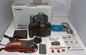 Canon 5D Body Digital SLR