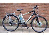 eZee Torq Mk2 Electric Assist Bike / Pedelec / e-bike. Good Working Order