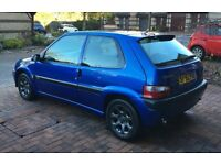 RARE VERY LOW MILEAGE CITROEN SAXO VTR